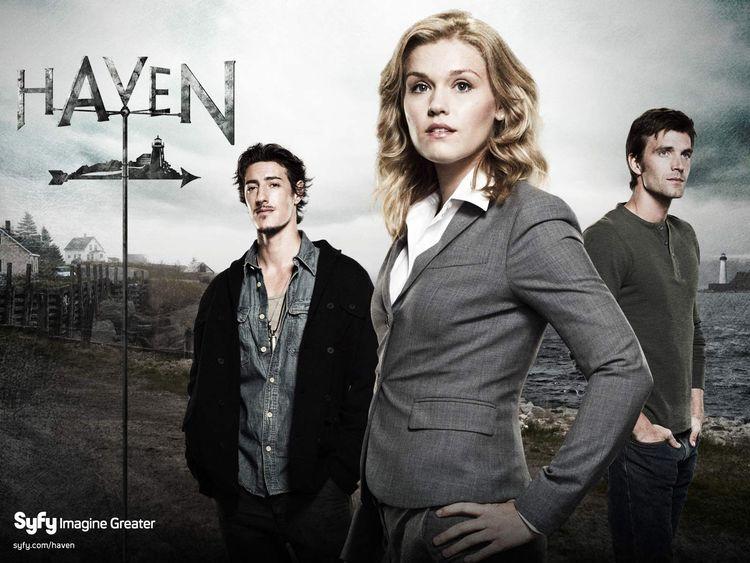 Haven (série télévisée)  Haven