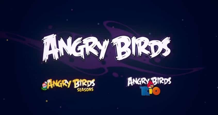 Angry birds affole les compteurs no l - Angry birds noel ...