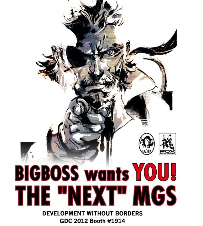 MGS 5 officiellement annoncé
