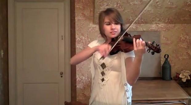 Medley Zelda au violon