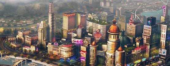 SimCity 5 officiellement prévu pour 2013