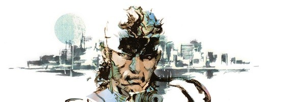MGS Collection Vita daté en Europe