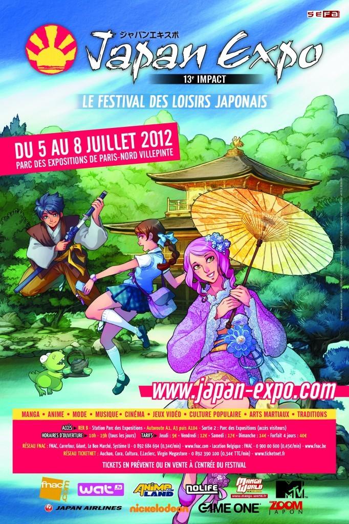 Japan Expo 13ème Impact