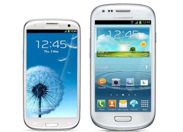 Samsung dévoile le Galaxy S3 Mini