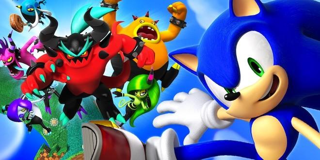 Sonic Lost World en vidéo
