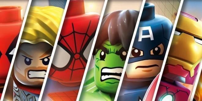 LEGO Marvel Super Heroes : Stan Lee en action
