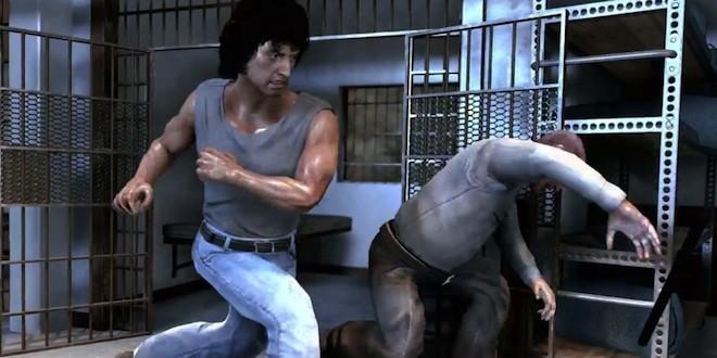 Rambo le jeu vidéo : nouveau trailer explosif