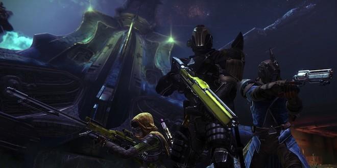 Destiny : 7 minutes de gameplay en vidéo