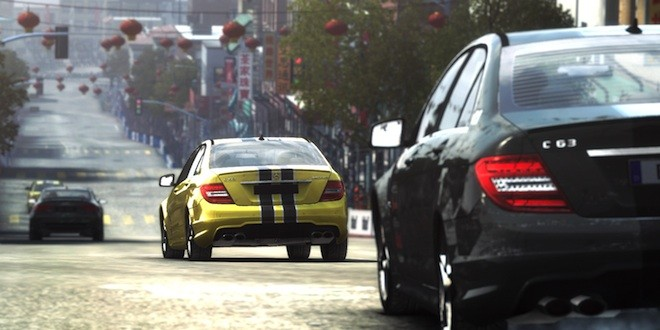 Codemasters annonce GRID Autosport