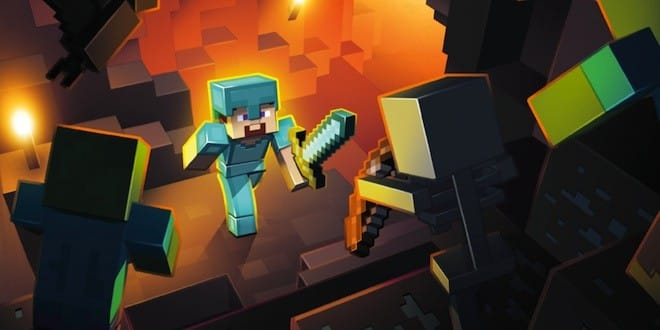 Minecraft mis en boîte sur PS3