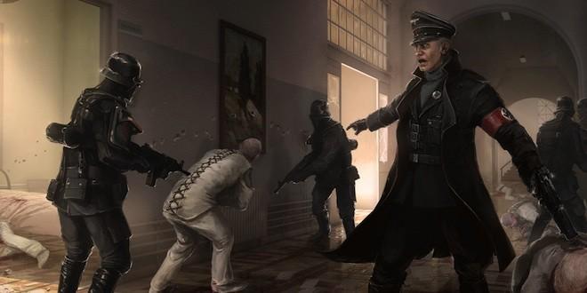 Wolfenstein The New Order : trailer de lancement