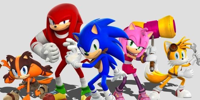 E3 – Sonic Boom : l'exclusivité Wii U en vidéo