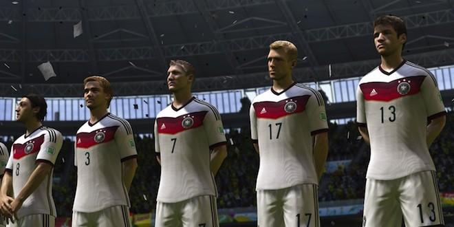 D 39 apr s ea sports l 39 allemagne gagnera la coupe du monde jeux vid o - Jeux de coupe du monde 2014 ...