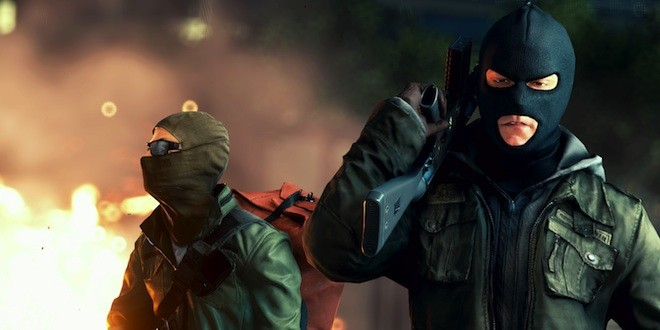 EA repousse Battlefield Hardline à 2015 et DA3 à novembre