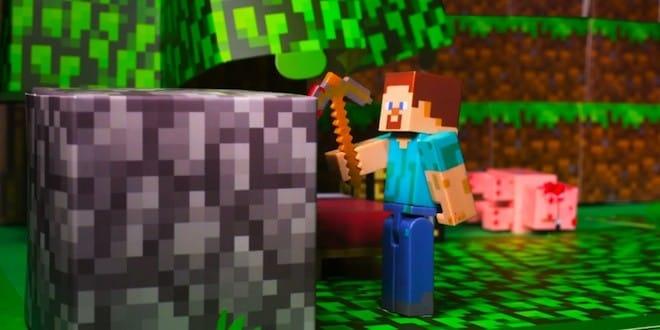 Les joueurs de Minecraft sont-ils des monstres? (vidéo)