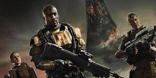 Bande-annonce de la série tv Halo Nightfall