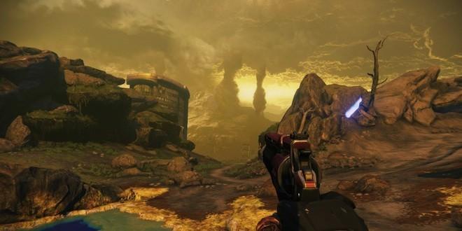 Destiny : la planète Venus en vidéo