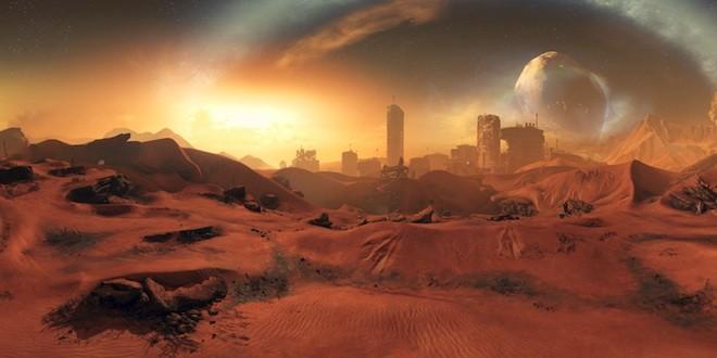 Destiny Planet View : la Lune, Venus et Mars en exploration