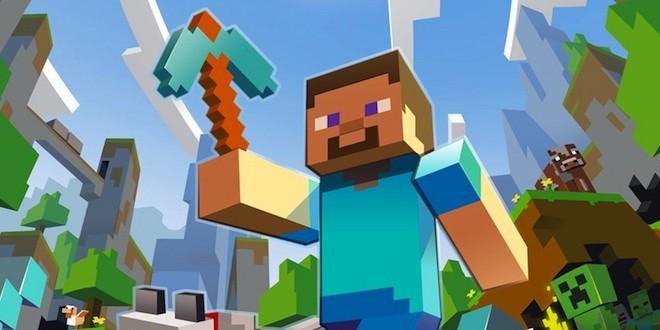 Minecraft PS4 – Xbox One pour cette semaine