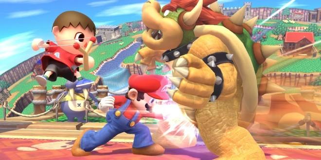 Smash Bros Wii U : sortie avancée à fin novembre