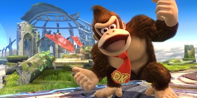 Smash Bros Wii U : la cinématique d'introduction