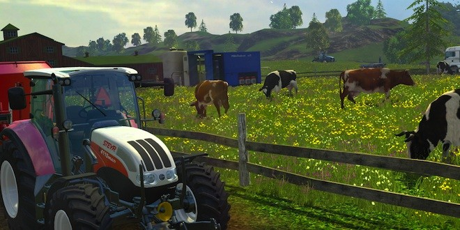 farming simulator 15 une date de sortie pour la version console jeux vid o. Black Bedroom Furniture Sets. Home Design Ideas