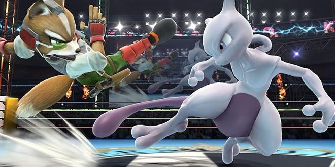 Smash Bros 3DS – Wii U : Mewtwo, Lucas, et plus encore en DLC?