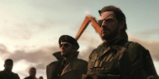 E3 – Metal Gear Solid V : Nouvelle bande-annonce