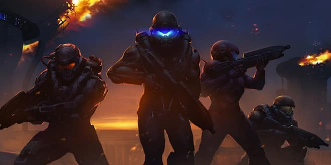Halo 5 : Guardians dévoile sa cinématique d'introduction