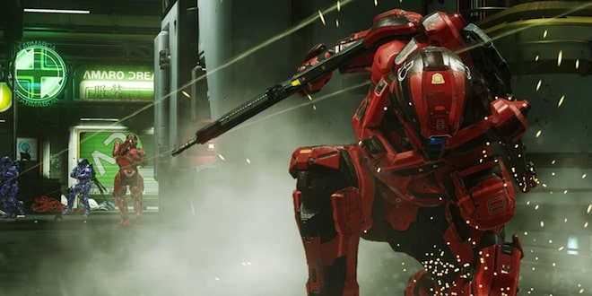 Halo 5 explique son REQ System
