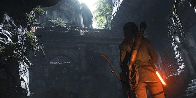 Rise Of The Tomb Raider : le DLC Baba Yaga en vidéo