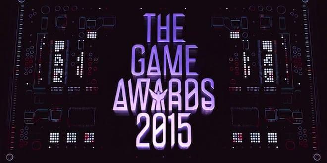 TGA – The Game Awards 2015 : le palmarès complet