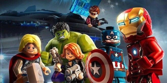LEGO Marvel's Avengers : le trailer de lancement