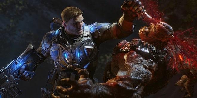Gears Of War 4 date sa beta multijoueur