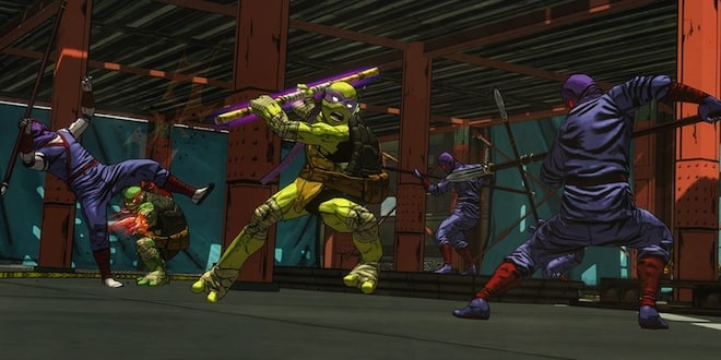 Tortues Ninja : Des Mutants à Manhattan – Une sortie en mai (vidéo)