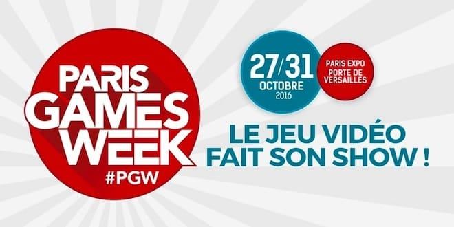 Paris Games Week: Premières infos sur l'édition 2016