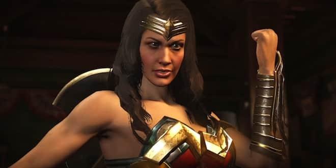 Injustice 2: Wonder Woman annoncé en vidéo