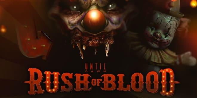 Test: Until Dawn – Rush Of Blood, le manège de l'horreur