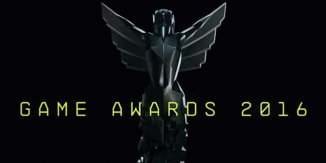 TGA – The Game Awards 2016: la liste des nominés