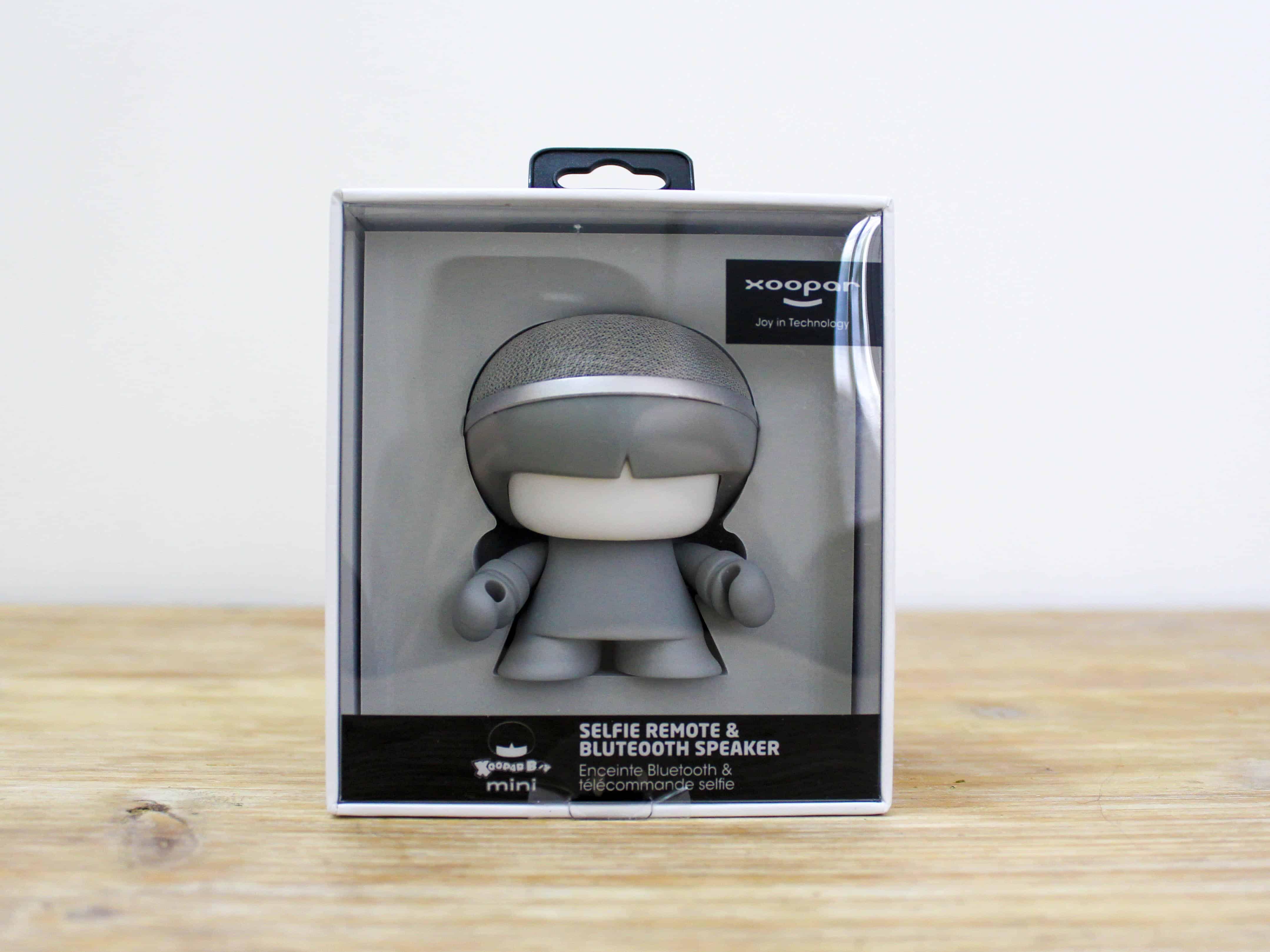 Test Mini XBoy, l'enceinte Art Toy de Xoopar