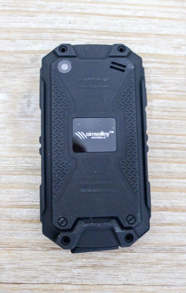 Le Smartphone SimValley SPT-210, un mini téléphone pour les vacances