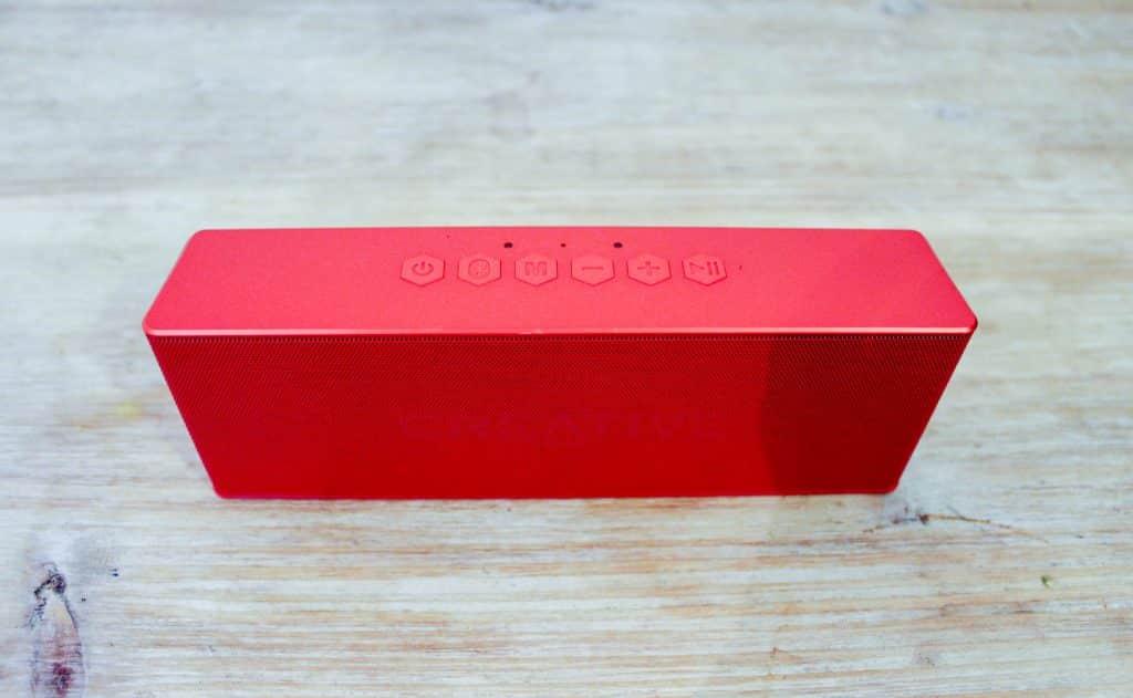 Creative Muvo 2, une enceinte étanche et doté d'un port MicroSD
