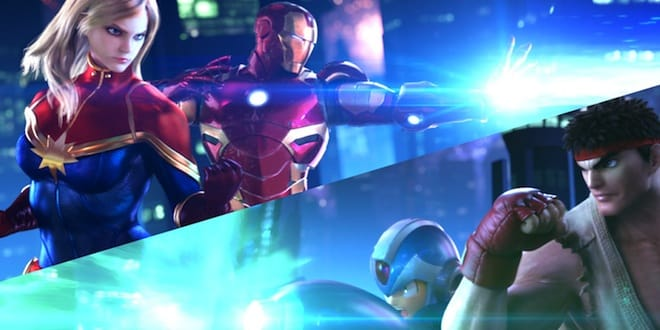 Marvel Vs Capcom Infinite se montre en vidéo