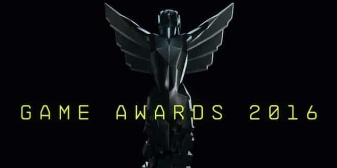 TGA – Game Awards 2016: le palmarès complet