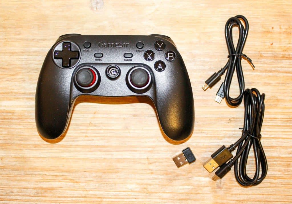 La manette GameSir G3s, une manette polyvalente