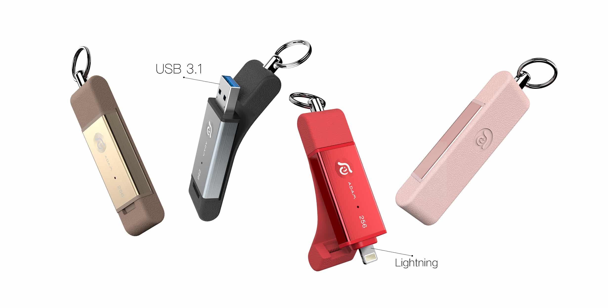 iKlips Duo, une clé USB Lightning ultra rapide pour iPhone et iPad