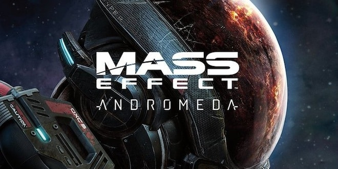 Mass Effect Andromeda: une nouvelle bande-annonce dans l'espace