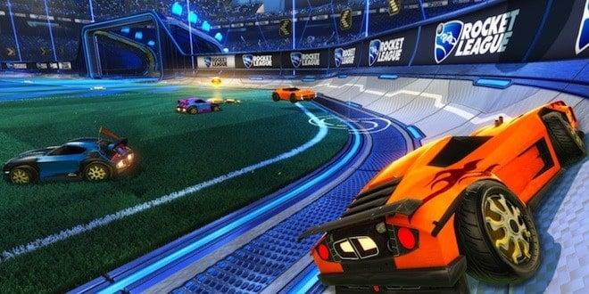 Meilleures ventes PlayStation Store: Rocket League au top en 2016 (Beau tir!)