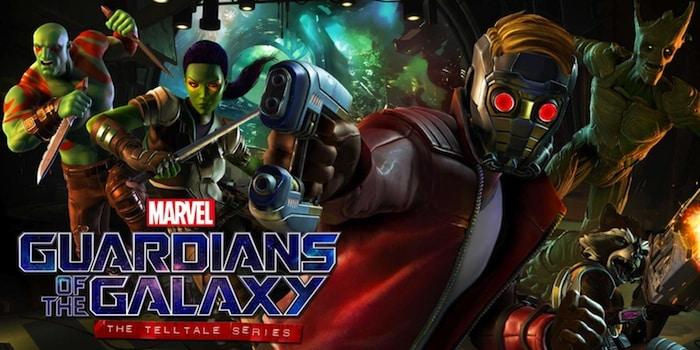 Gardiens de la Galaxie (Telltale): Première bande-annonce et date de sortie