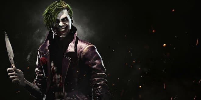 Injustice 2: Le Joker présenté en vidéo